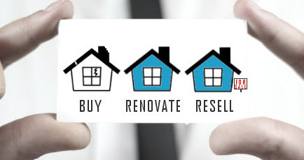 Buying, Renovating, and Selling Real Estate Investment Properties for Landlords