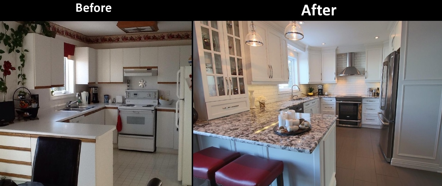 Before After 11 Renovation Gurus